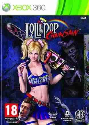 Descargar Lollipop Chainsaw [MULTI][Region Free][XDG3][SPARE] por Torrent